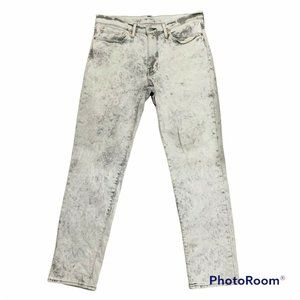 Levi's Original 541 Athletic Fit Denim Gray Jeans